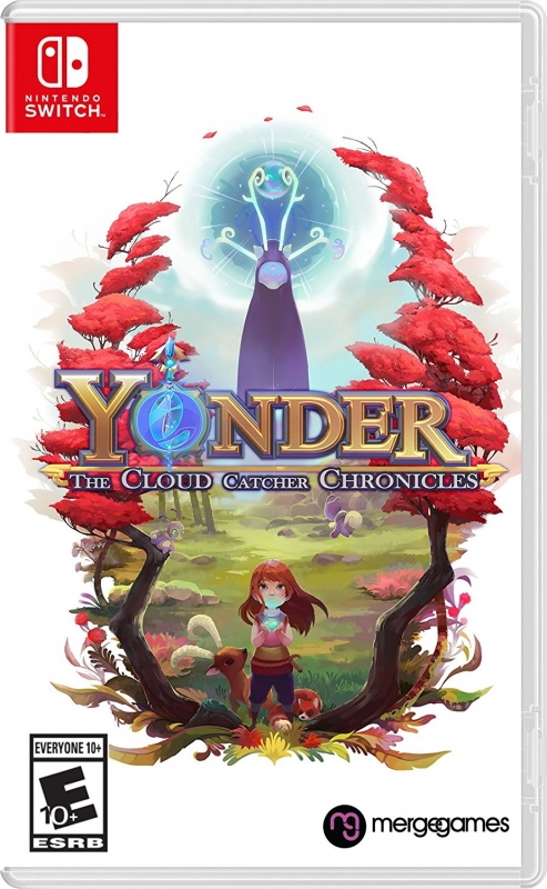 Yonder: The Cloud Catcher Chronicles for NS Walkthrough, FAQs and Guide on Gamewise.co