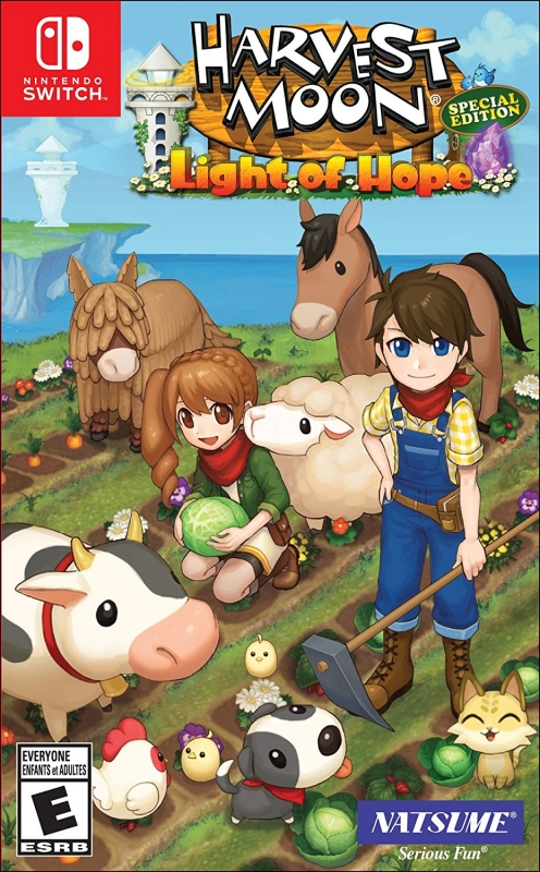 Harvest Moon: Light of Hope on NS - Gamewise