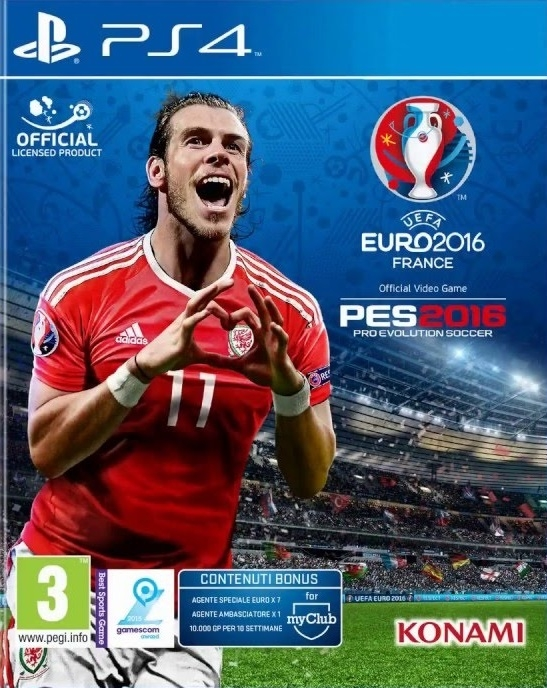 UEFA Euro 2016 on PS4 - Gamewise