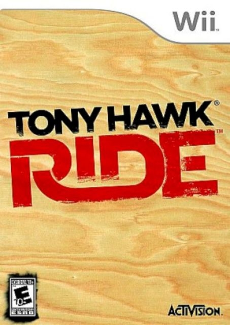 Tony Hawk: RIDE [Gamewise]