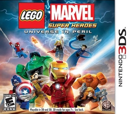 LEGO Marvel Super Heroes: Universe in Peril on 3DS - Gamewise