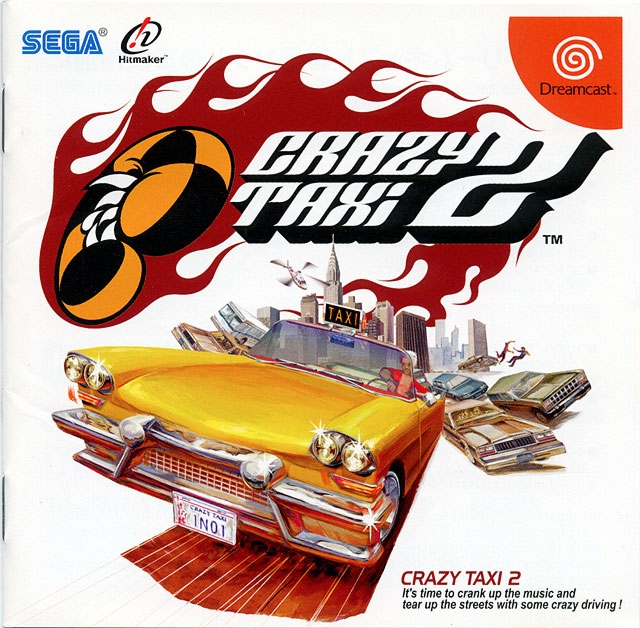 Crazy Taxi 2 for DC Walkthrough, FAQs and Guide on Gamewise.co