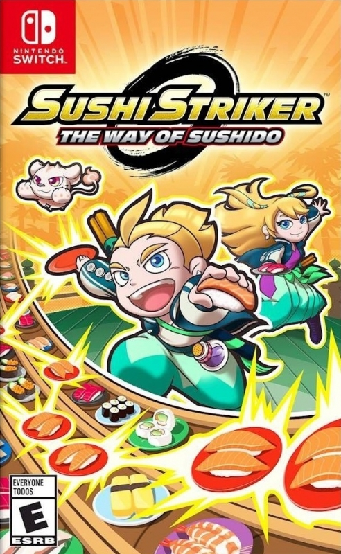 Sushi Striker: The Way of Sushido Wiki on Gamewise.co