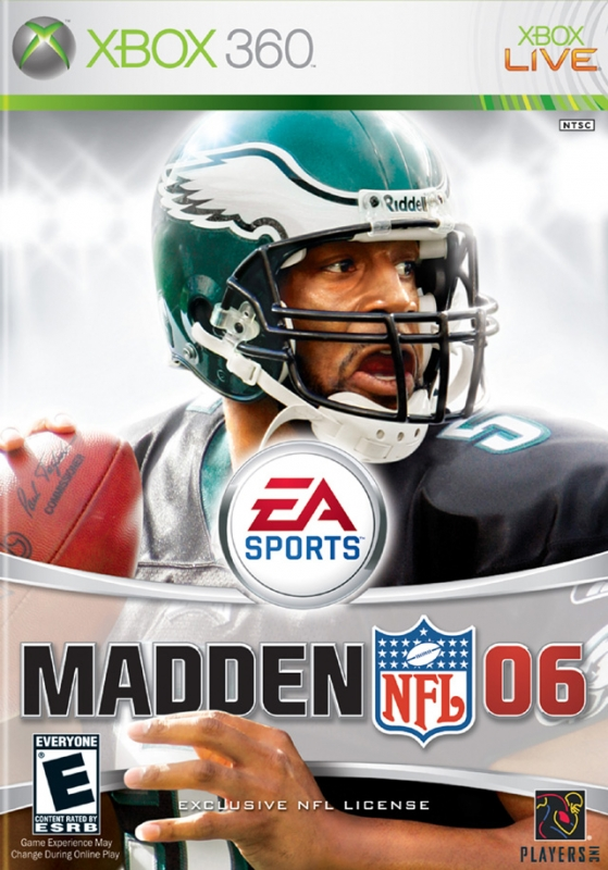 Madden NFL 06 on X360 - Gamewise