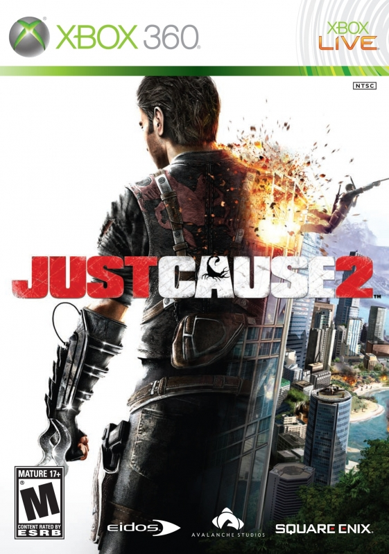 Just Cause 2 on X360 - Gamewise