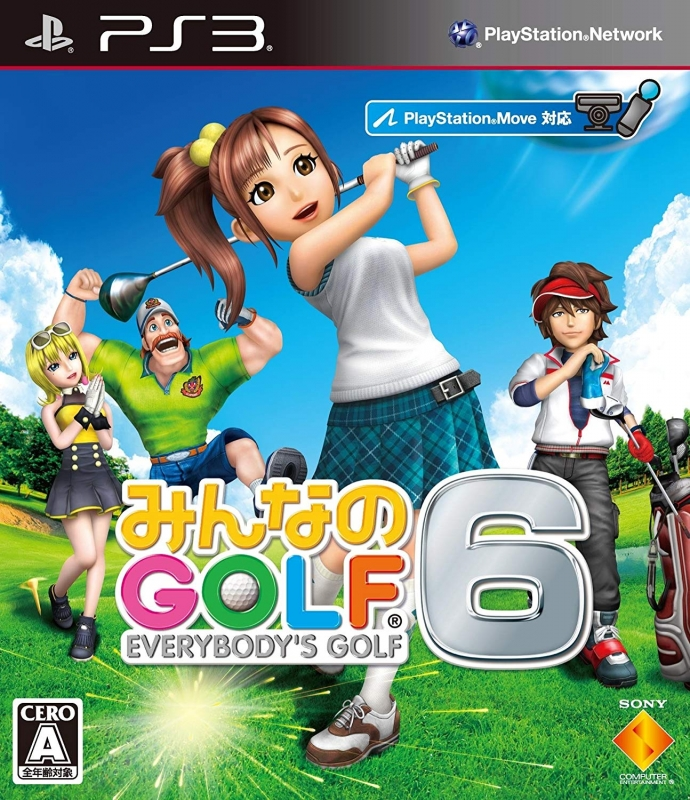 Hot Shots Golf: World Invitational Wiki on Gamewise.co