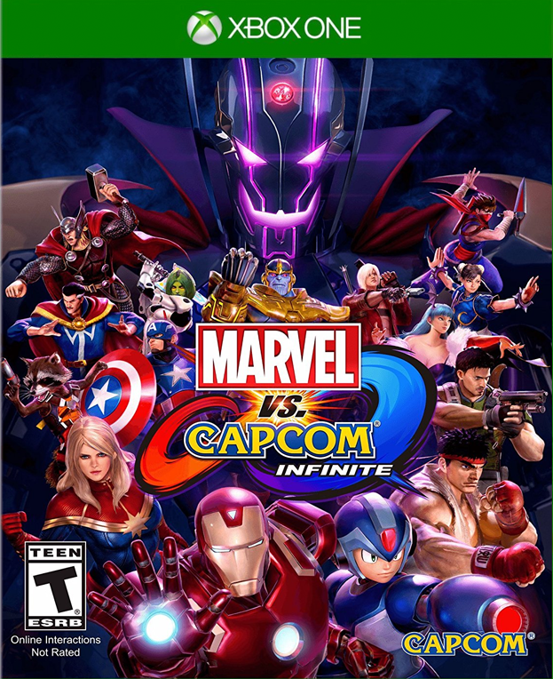 Marvel vs. Capcom: Infinite for XOne Walkthrough, FAQs and Guide on Gamewise.co