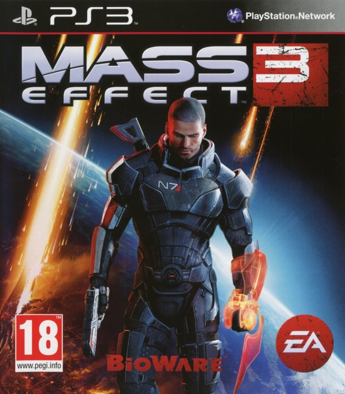 Mass Effect 3 on PS3 - Gamewise