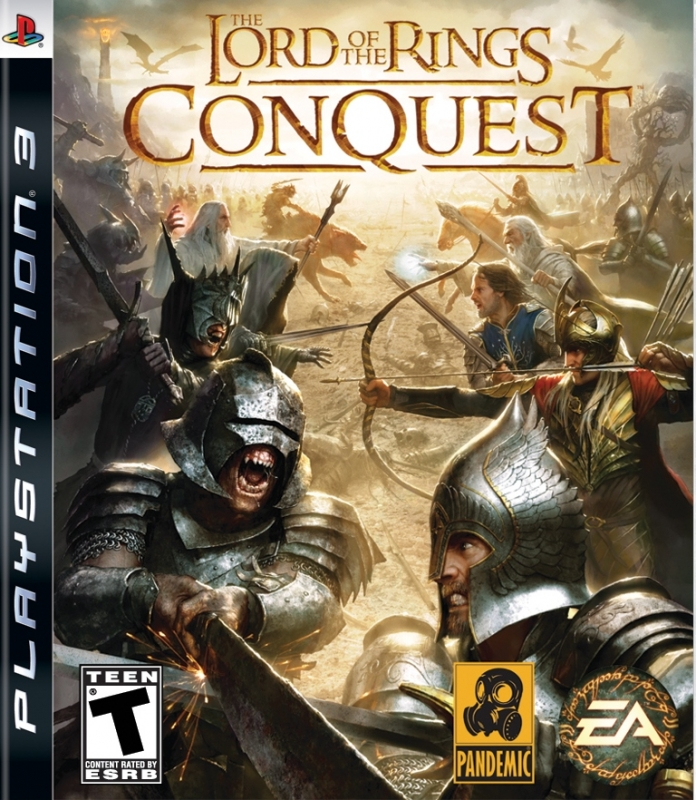 The Lord of the Rings: Conquest on PS3 - Gamewise