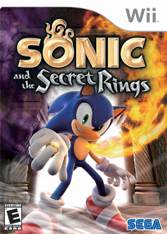 Sonic and the Secret Rings for Wii Walkthrough, FAQs and Guide on Gamewise.co