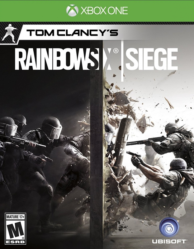 Tom Clancy's Rainbow Six: Siege Wiki - Gamewise