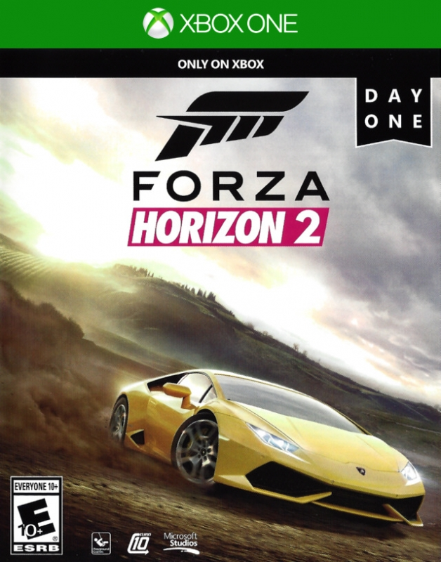 Forza Horizon 2 on XOne - Gamewise