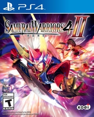 Samurai Warriors 4-II Wiki on Gamewise.co