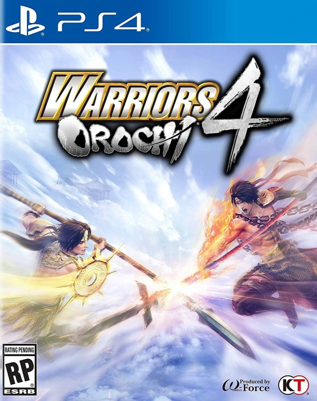 Warriors  Orochi 4 on PS4 - Gamewise