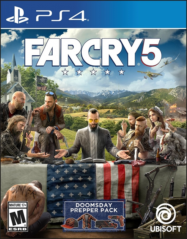 Far Cry 5 on PS4 - Gamewise
