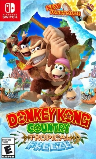 Gamewise Donkey Kong Country: Tropical Freeze Wiki Guide, Walkthrough and Cheats