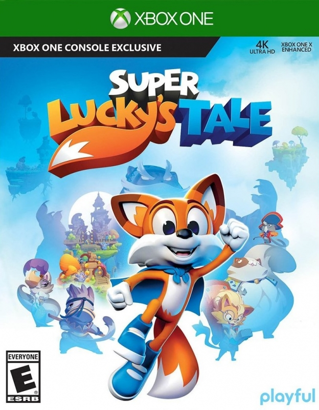 Gamewise Super Lucky's Tale Wiki Guide, Walkthrough and Cheats