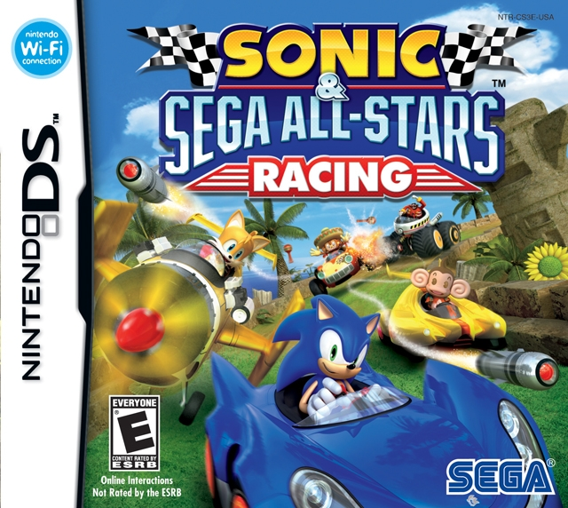Sonic & SEGA All-Stars Racing Wiki on Gamewise.co