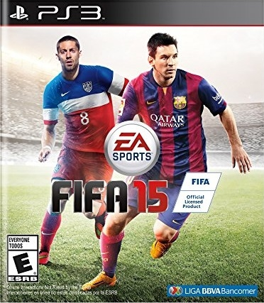 FIFA 15 for PS3 Walkthrough, FAQs and Guide on Gamewise.co