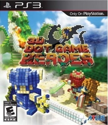 3D Dot Game Heroes for PS3 Walkthrough, FAQs and Guide on Gamewise.co