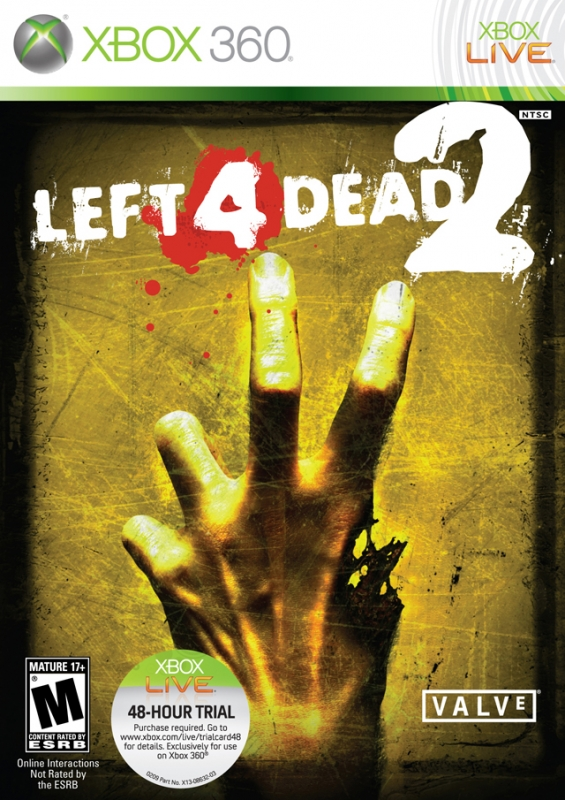 Left 4 Dead 2 for X360 Walkthrough, FAQs and Guide on Gamewise.co