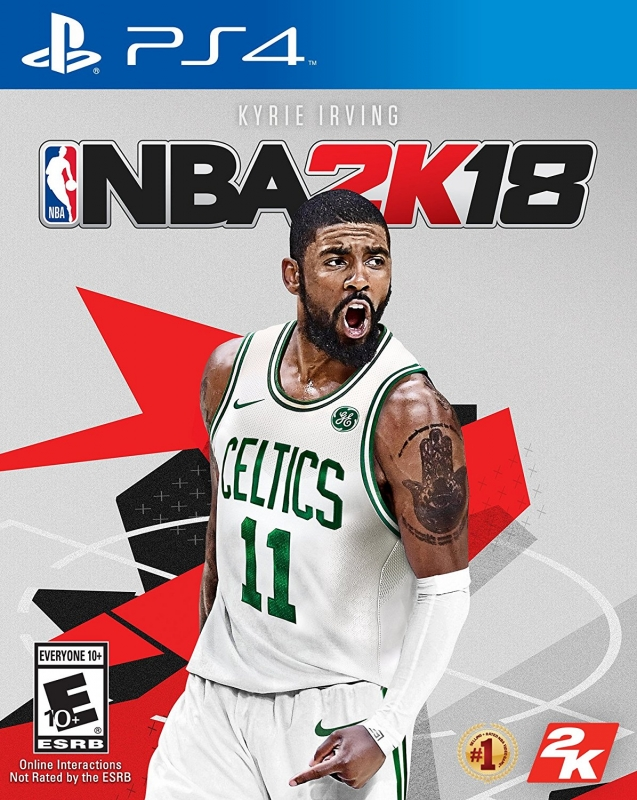 NBA 2K18 on PS4 - Gamewise