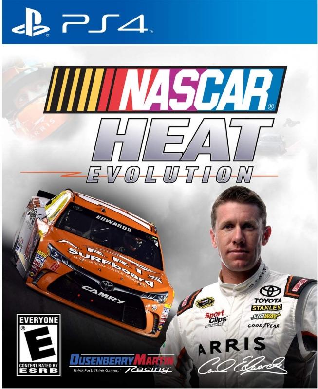 NASCAR Heat Evolution Wiki on Gamewise.co