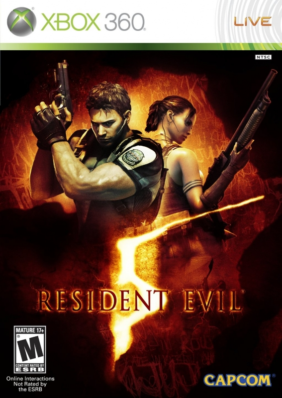 Resident Evil 5 on X360 - Gamewise