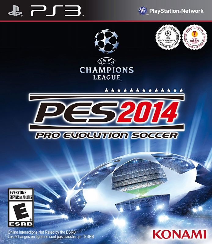 Pro Evolution Soccer 2014 for PS3 Walkthrough, FAQs and Guide on Gamewise.co