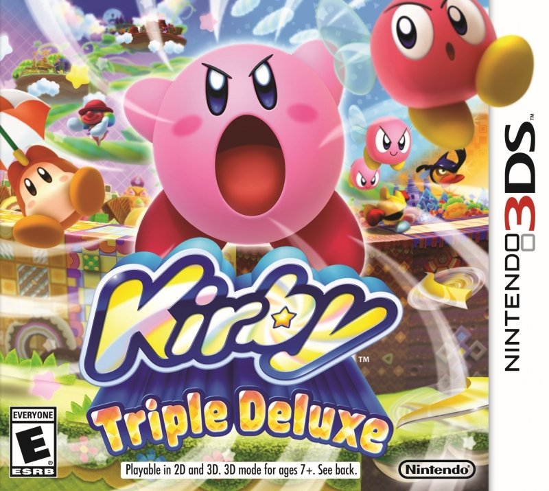 Gamewise Kirby: Triple Deluxe Wiki Guide, Walkthrough and Cheats