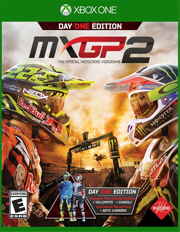 MXGP 2 on XOne - Gamewise