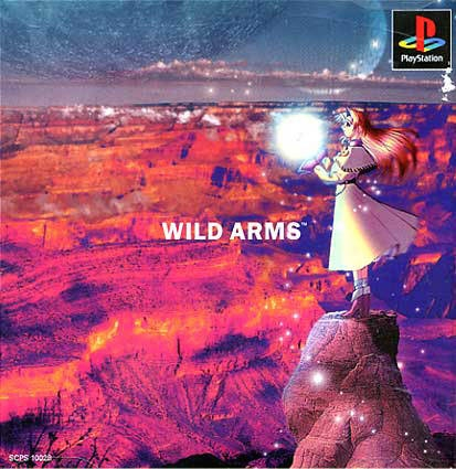 Wild ARMs on PS - Gamewise