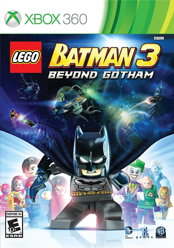 Lego Batman 3: Beyond Gotham on X360 - Gamewise