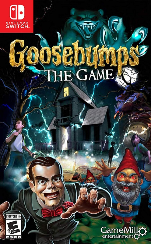 Goosebumps: The Game [Gamewise]