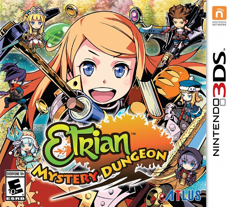 Etrian Mystery Dungeon [Gamewise]