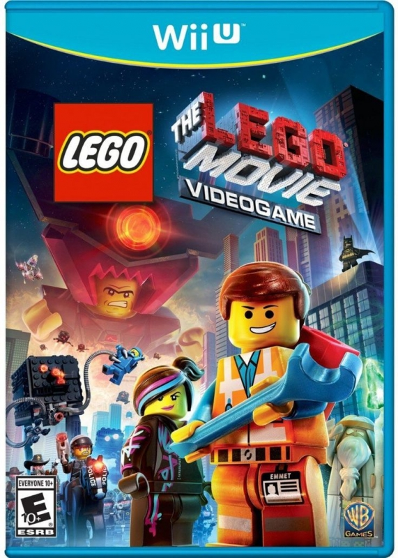 The LEGO Movie Videogame on WiiU - Gamewise