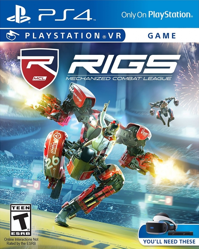 RIGS: Mechanized Combat League | Gamewise