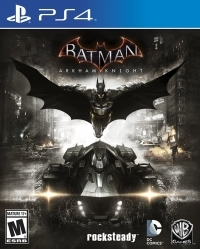 Batman: Arkham Knight Wiki Guide, PS4