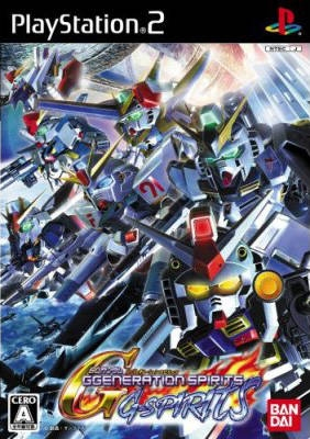 SD Gundam G Generation Spirits for PS2 Walkthrough, FAQs and Guide on Gamewise.co