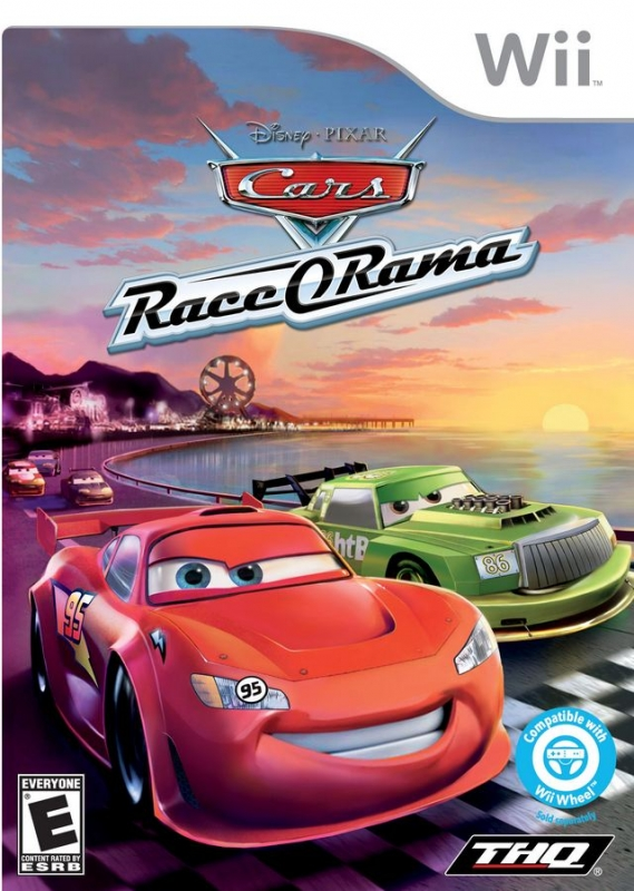 Cars: Race-O-Rama | Gamewise