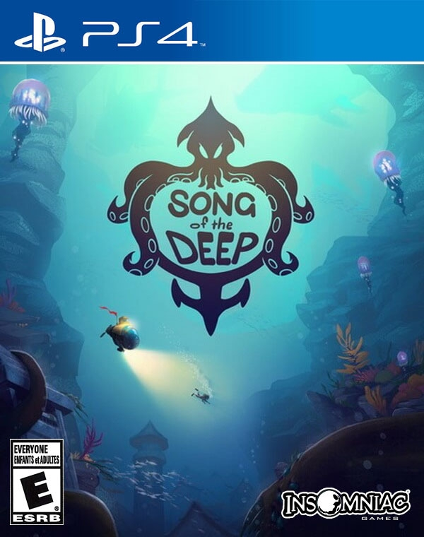 Song of the Deep on PS4 - Gamewise