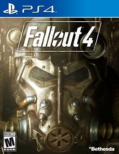 Fallout 4 on PS4 - Gamewise