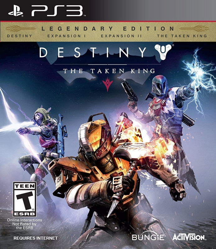 Gamewise Destiny: The Taken King Wiki Guide, Walkthrough and Cheats