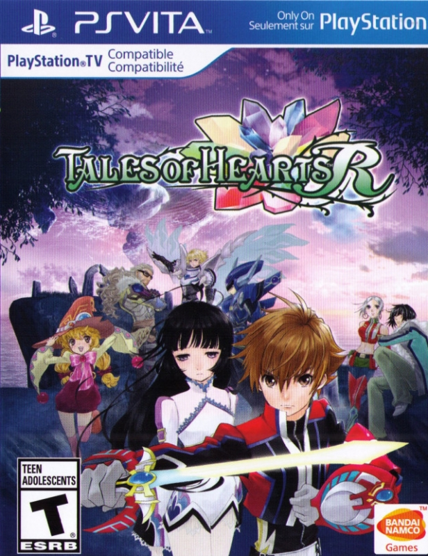 Tales of Hearts R [Gamewise]