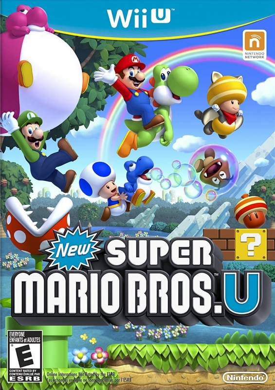 New Super Mario Bros. U | Gamewise