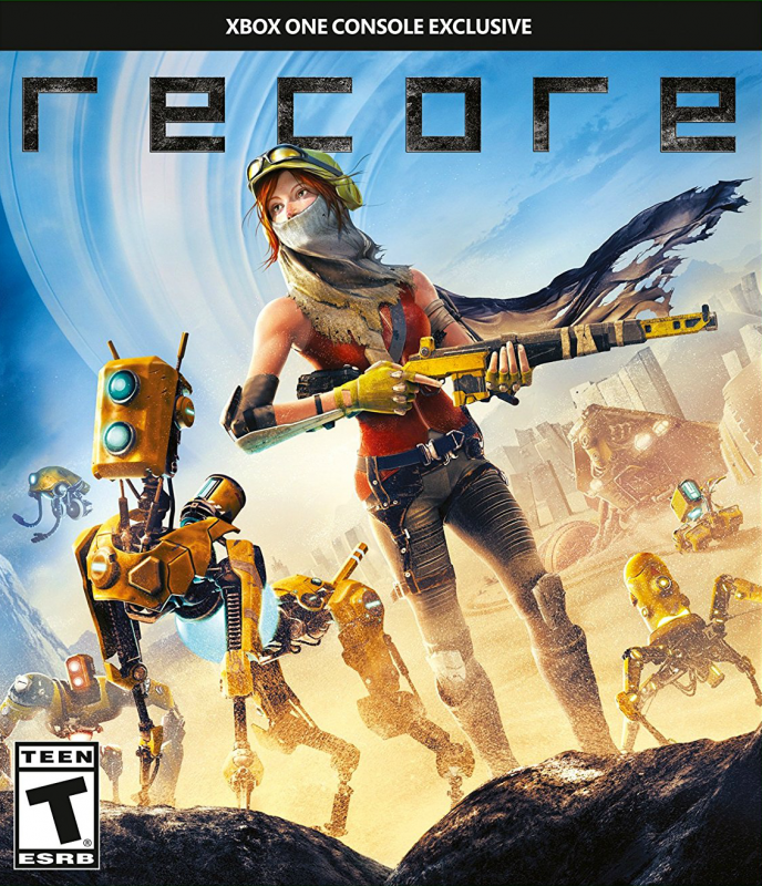 ReCore on XOne - Gamewise