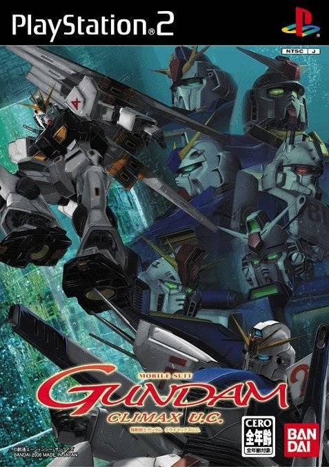 Mobile Suit Gundam: Climax U.C. for PS2 Walkthrough, FAQs and Guide on Gamewise.co