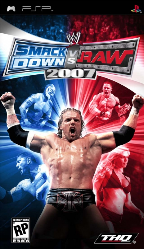 WWE SmackDown vs. RAW 2007 for PSP Walkthrough, FAQs and Guide on Gamewise.co