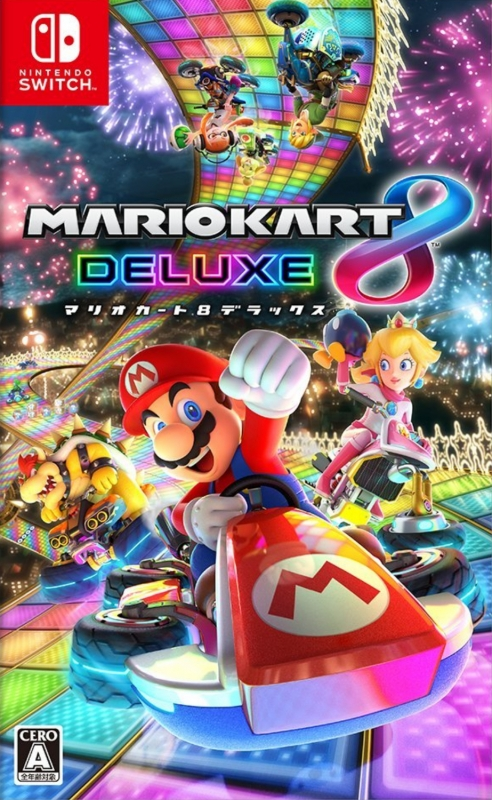 Mario Kart 8 Deluxe for NS Walkthrough, FAQs and Guide on Gamewise.co