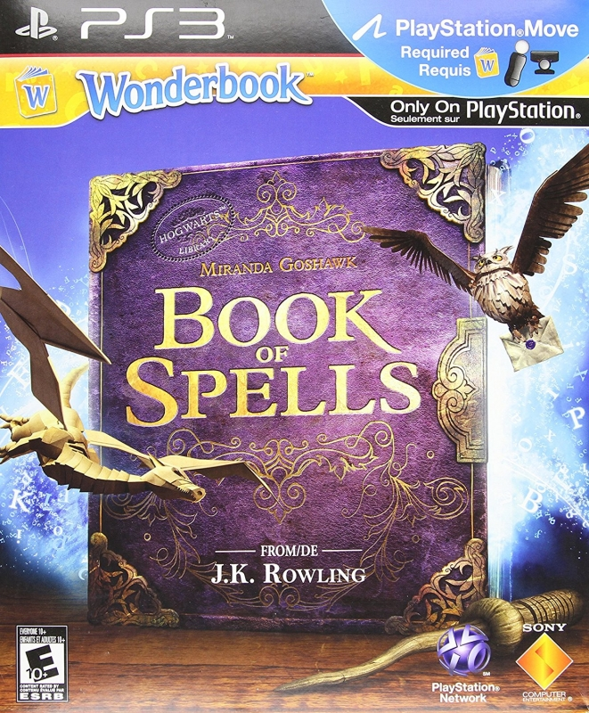 Book of Spells [Gamewise]